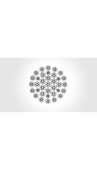 35x7 Galvanized Non-rotating