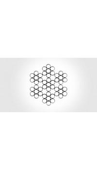 6x7+WSC - steel core