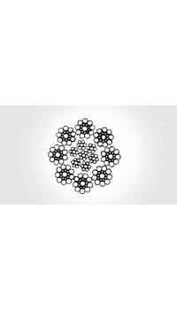 8x19S - steel core. galvanized