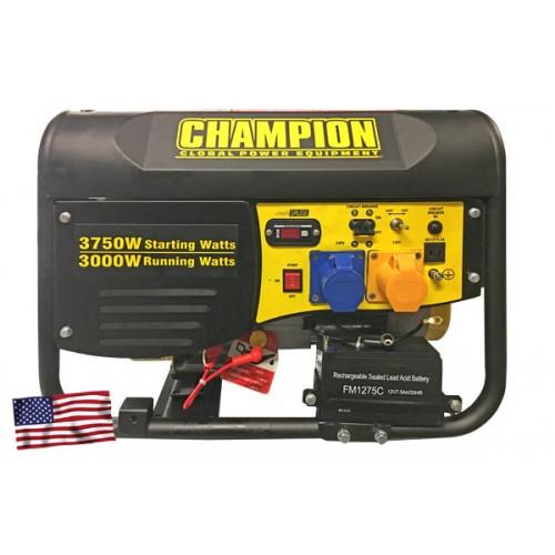 Champion 3500 watt Generator (UK)