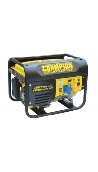 Champion 2800 watt Petrol Generator (UK)