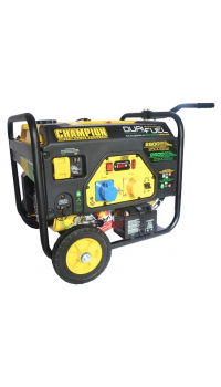 Champion 2800 watt Dual Generator with Electric Start