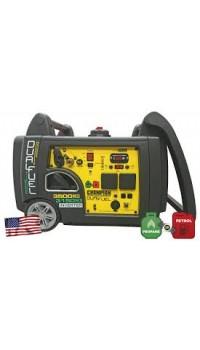 Champion 3100 watt Inverter Petrol Generator (UK) Dual Fuel