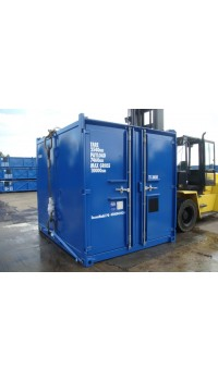 Offshore Rigging Loft Container