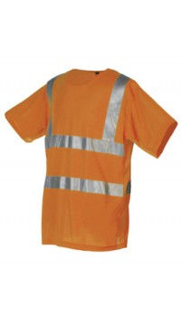 Hi-vis T-shirt Orange