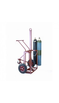 Double Cylinder Lifting Trolley DLT Series
