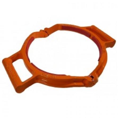 """GasGrab™ 10"""" (254mm) - Orange Gloss"""