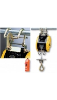 Compact Scaffold Hoists