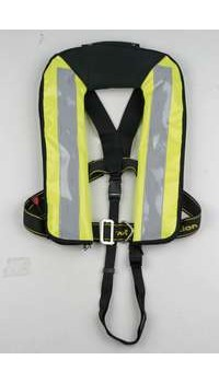 Heavy Duty Hi-Vis Lifejacket
