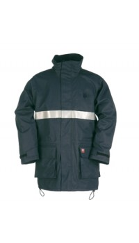Rain Jacket with ARC Protection