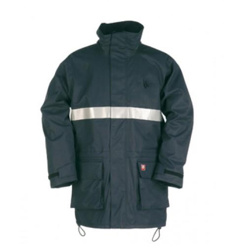 Rain Jacket with ARC Protection