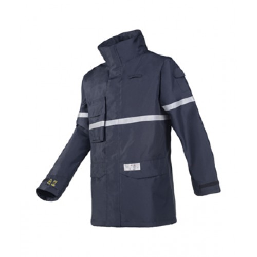 Newton Rain Jacket with ARC protection
