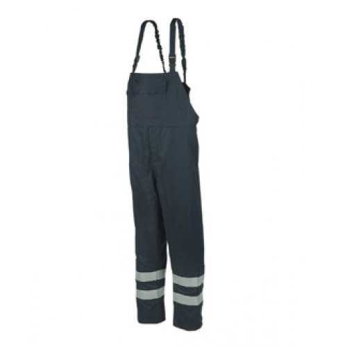 Rain Bib and Brace Trousers with ARC Protection Class 2