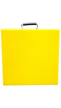 Outrigger Pad Hi-Viz 500 x 500 x 40