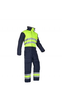 Hi-vis Cold Storage Coverall