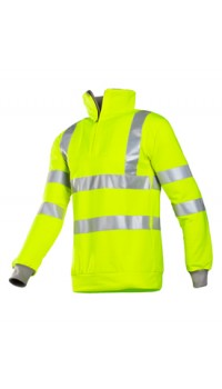 Hi-vis pull-over