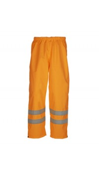 BITORAY Hi-Vis Rain trousers Orange