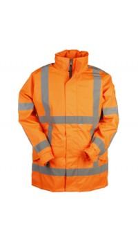 BOORNE Hi-vis Rain Jacket (RWS)