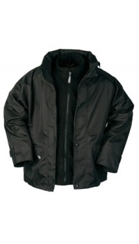 3 in 1 Rain Jacket with detachable Fleece Jacket