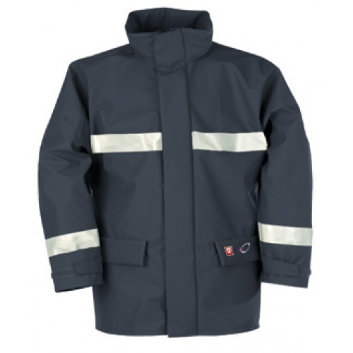 Flame Retardant Rain Jacket