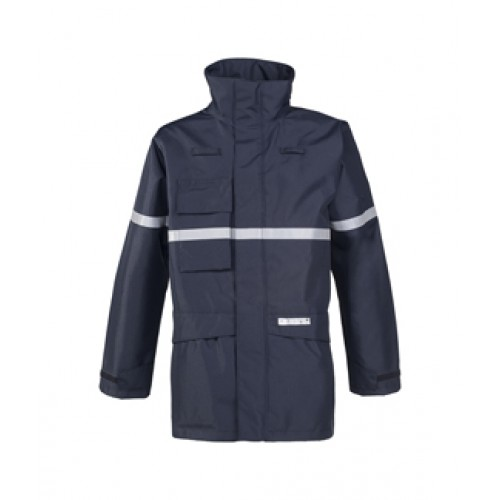 Flame retardent Anti Static Rain Jacket