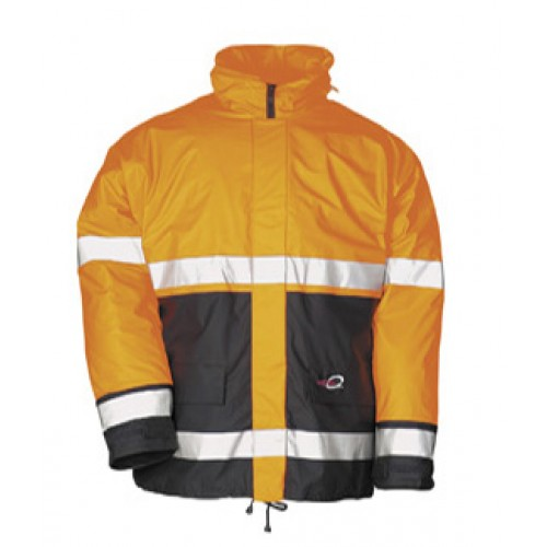 Hi-vis Winter rain jacket Pinatubo