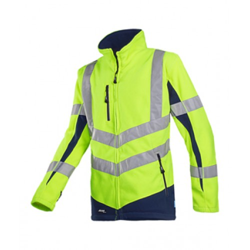 Hi-Vis Fleece (double Sided) Senic