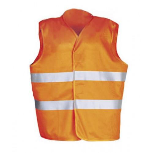 Hi-vis waistcoat Orange