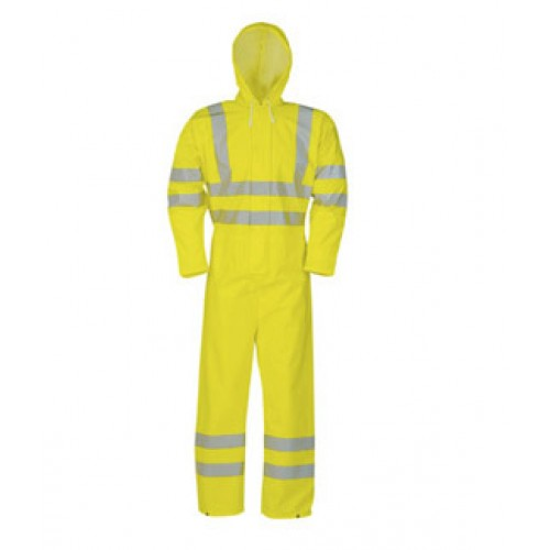 Hi-vis Coverall Yellow