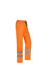 FLENSBURG Hi-vis Rain trousers