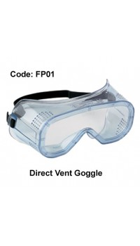 PROFORCE Direct Vent Goggle