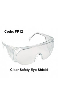 PROFORCE Clear Safety Eye Shield