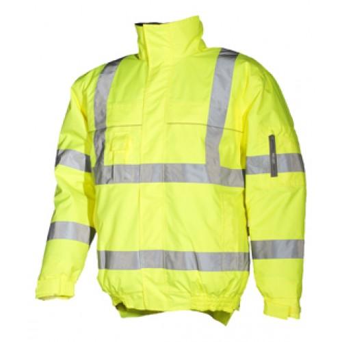 Hi-Vis Winter Bomber Jacket
