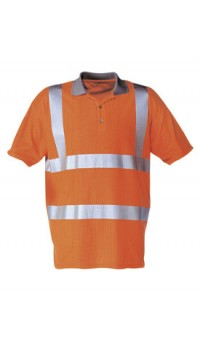 Hi-Vis Polo Shirt Kenema - Comfort Line