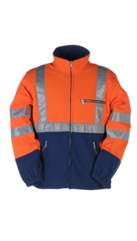Hi-Vis Fleece (double Sided)
