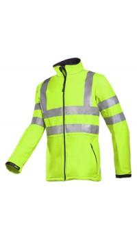 Bonded Hi-Vis Softshell Jacket