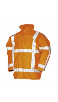 Hi-Vis Winter Rain Jacket (RWS) Merapi