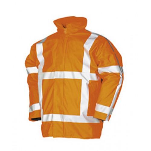 Hi-Vis Winter Rain Jacket (RWS) Merapi
