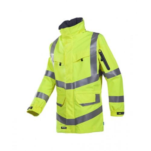 Mildura Hi-Vis Rain Jacket