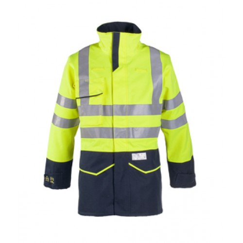 Nash Hi-Viz Rain Jacket with ARC Protection