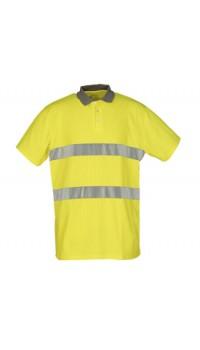 Odemis Hi-Vis Polo Shirt