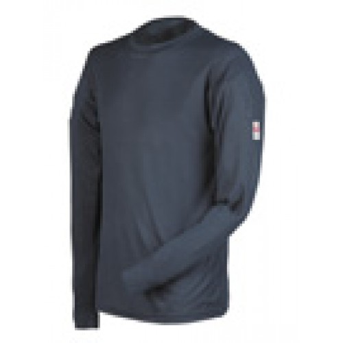 Flame Retardant Anti-Static T- Shirt with Long Sleeves