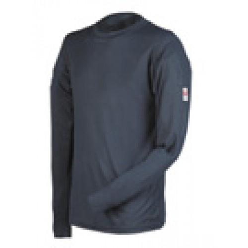 Flame Retardant Anti-Static T- Shirt with Long Sleeves