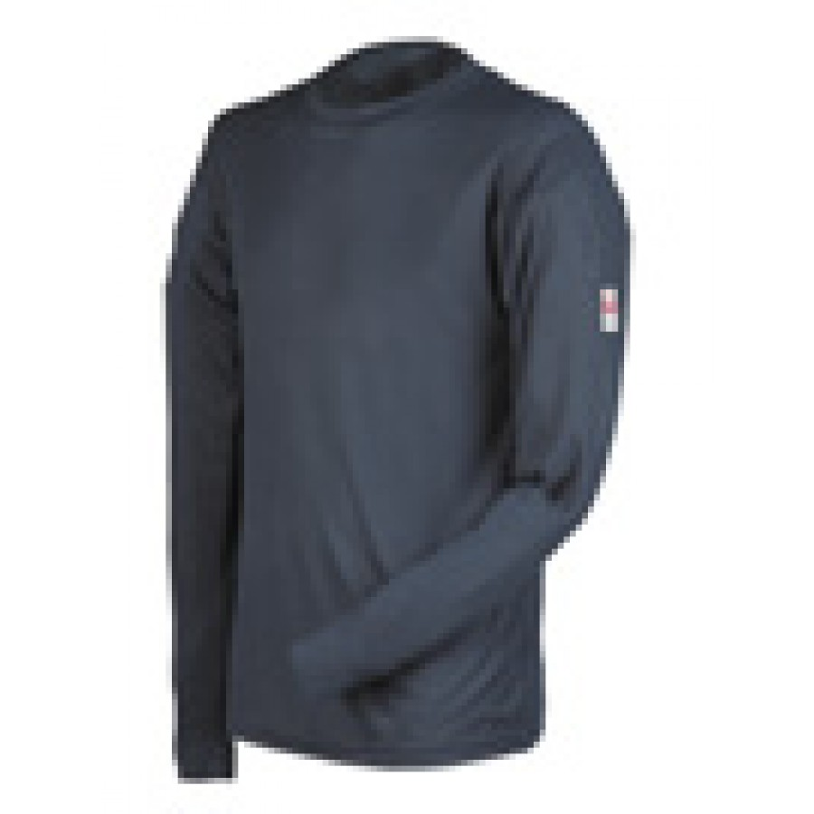 Flame Retardant Anti Static T Shirt With Long Sleeves
