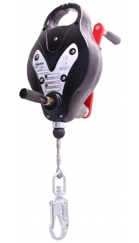 RGA4H - 15m Wire with Rescue Winch and Handle