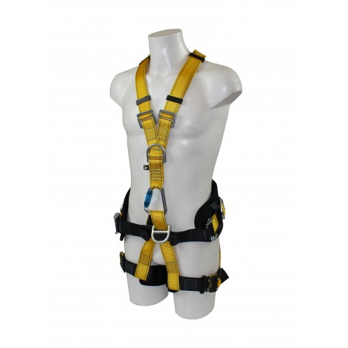 RGH16 (Multi Task Comfort Harness Front & Rear D)