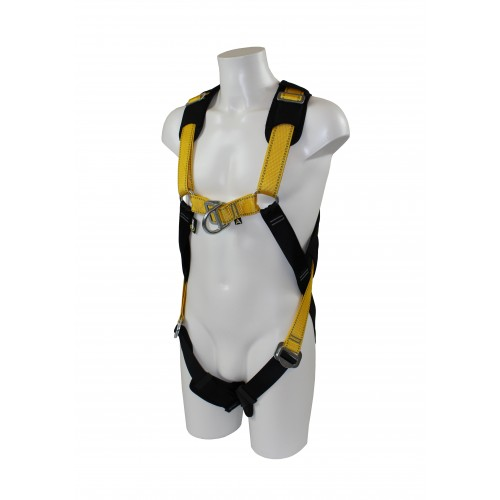 RGH2 Advanced (Front & Rear D Harness with Comfort Back Pad & Leg Pads)