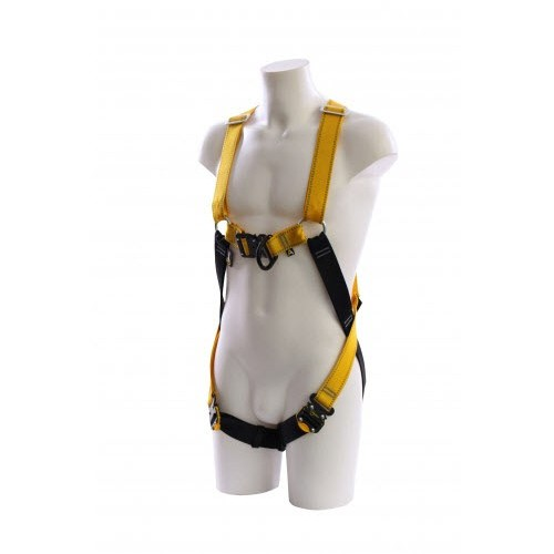 RGH2 Fast Fit (Front & Rear D Harness with Quick Release Buckles)