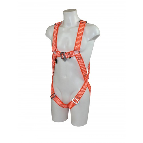 RGH2 Glow (Front & Rear D Harness with Hi-Viz Webbing)