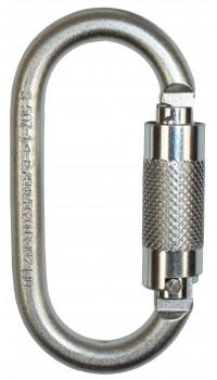 RGK2 - Steel Twist Lock Karabiner